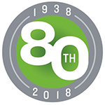 Scientific Control Laboratories Eightieth Anniversary Logo