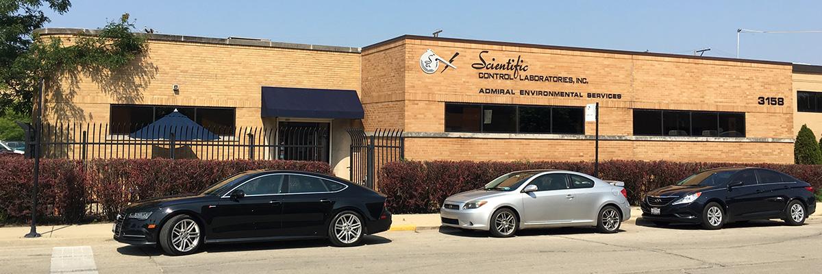 Scientific Control Laboratories in Chicago